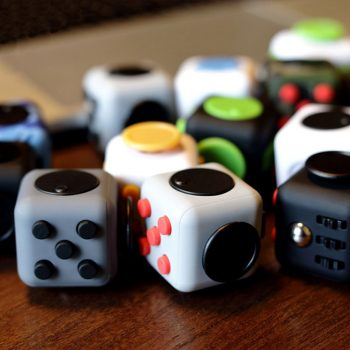 2021 New EDC Hand For Autism ADHD Anxiety Relief Focus Children 6 Sides Anti Stress Magic 2 - Cube Fidget