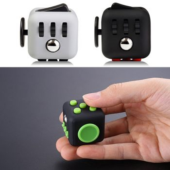 2021 New EDC Hand For Autism ADHD Anxiety Relief Focus Children 6 Sides Anti Stress Magic - Cube Fidget