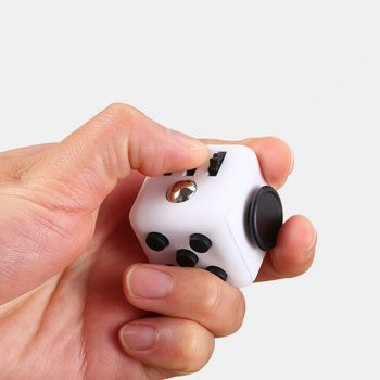 2021 New EDC Hand For Autism ADHD Anxiety Relief Focus Children 6 Sides Anti Stress Magic 4 - Cube Fidget