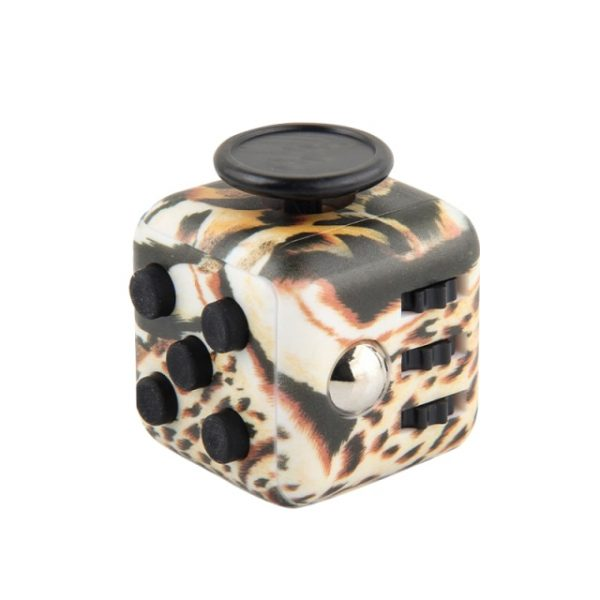 Decompression Dice Hand For Autism ADHD Anxiety Relief Focus Kids Stress Relief Cube Anti stress Toys 10.jpg 640x640 10 - Cube Fidget