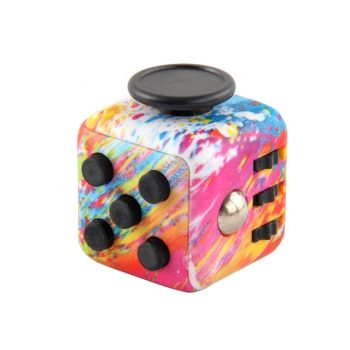 Decompression Dice Hand For Autism ADHD Anxiety Relief Focus Kids Stress Relief Cube Anti stress Toys 2.jpg 640x640 2 - Cube Fidget