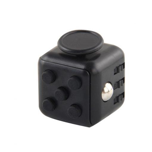Black Fidget Cube Anti Stress Toys